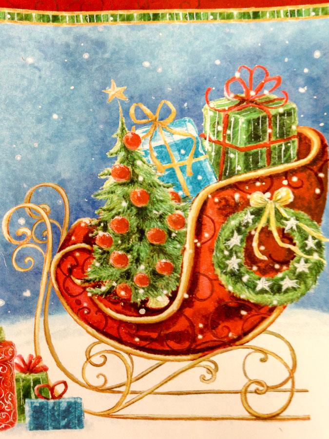 Dawn's Christmas Card.