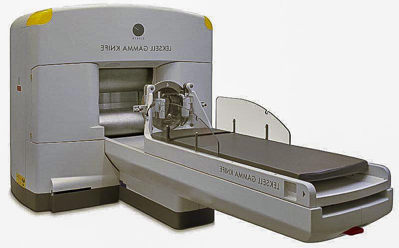 gamma knife machine