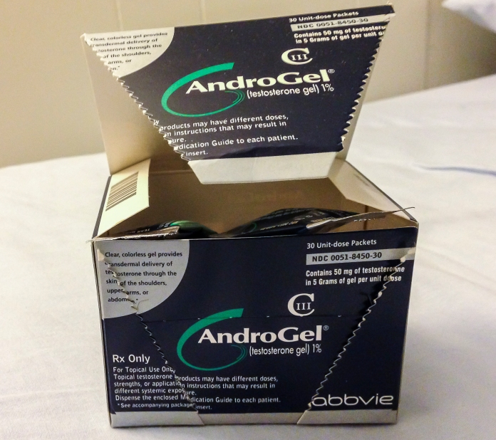 AndroGel.