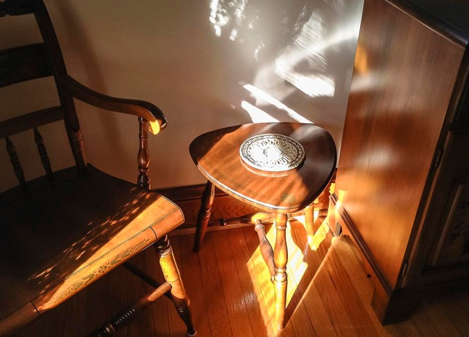Dining Room Sunlight (Photo by Francis DiClemente)