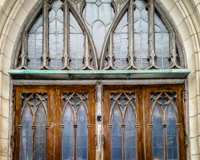 Church Doors (Photo by Francis DiClemente)