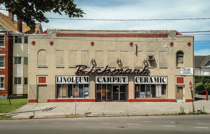 Carpet and Flooring Store (Photo by Francis DiClemente)