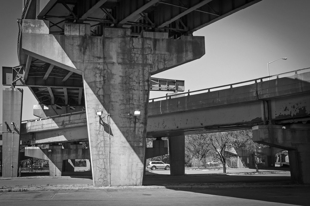 Interstate 81 Structure. Photo by Francis DiClemente.