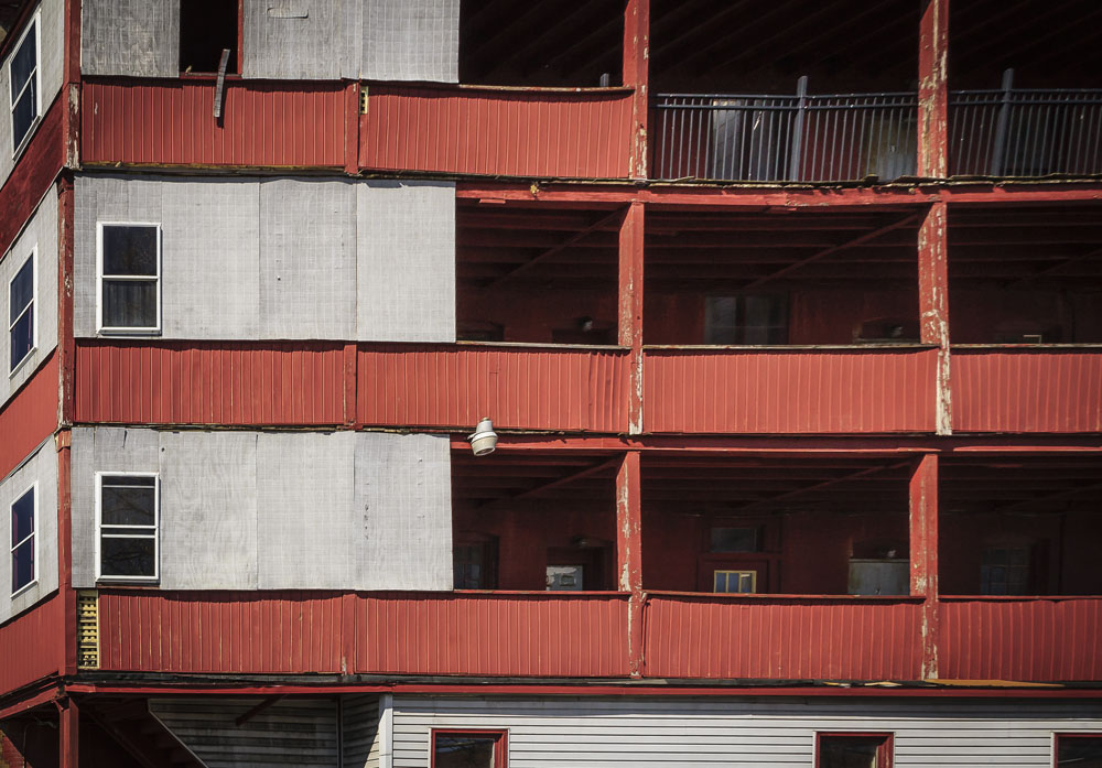 Irving Avenue Apartment Building (photo by Francis DiClemente)