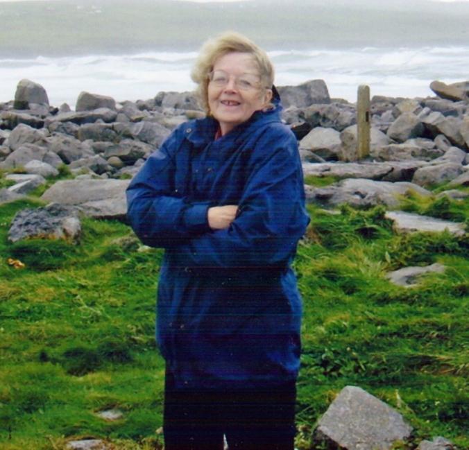 Kathleen Kramer in Ireland.