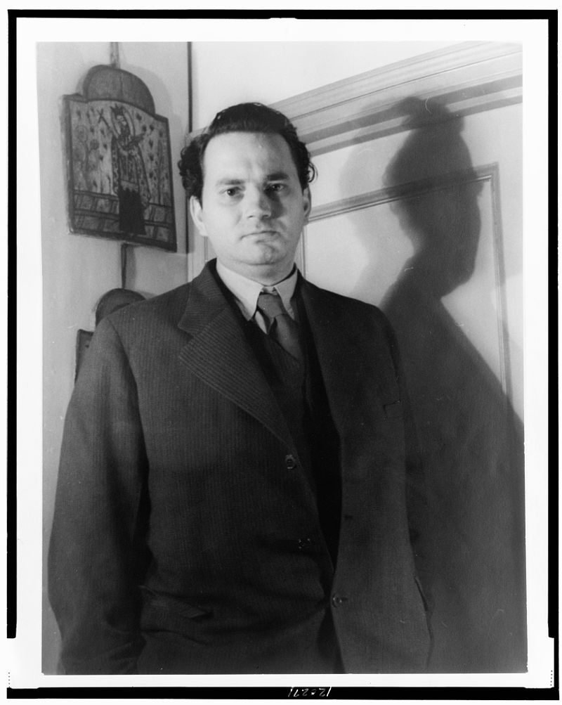 Photo by Carl Van Vechten; the Carl Van Vechten Photographs Collection at the Library of Congress